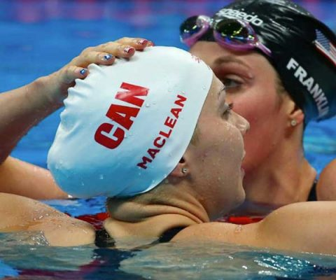 Brittany MacLean: My Olympic dream came true yet I still felt worthless