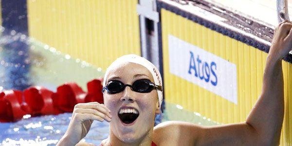 Sinking in depression, B.C. Olympic swimmer Overholt given love, help, hope
