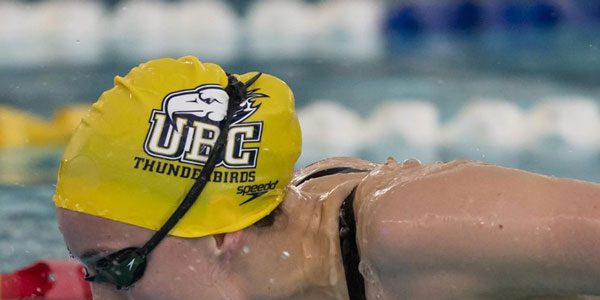 UBC swimmer sheds stigma of depression
